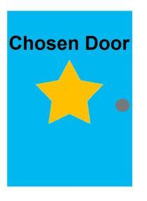 chosen door