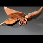 Crease Pattern Challenge 003: Toshiyuki Meguro's Swallowtail Butterfly