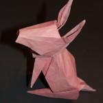 Crease Pattern Challenge 008: Hideo Komatsu's Rabbit