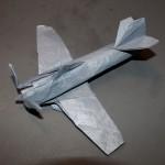 Crease Pattern Challenge 012: Noboru Miyajima's Propeller Plan