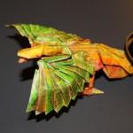 Crease Pattern Challenge 015: Satoshi Kamiya's Archaeopteryx