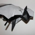 Crease Pattern Challenge 024: Seiji Nishikawa's Sheep