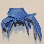 Crease Pattern Challenge 043 - Brian Chan's Fiddler Crab