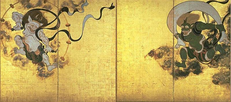 Tawaraya-FujinandRaijin