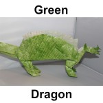 WKO_041 - GREEN DRAGON (icon)